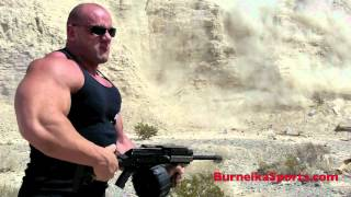 Robert Burneika and Guns coming soon... 2017 Video