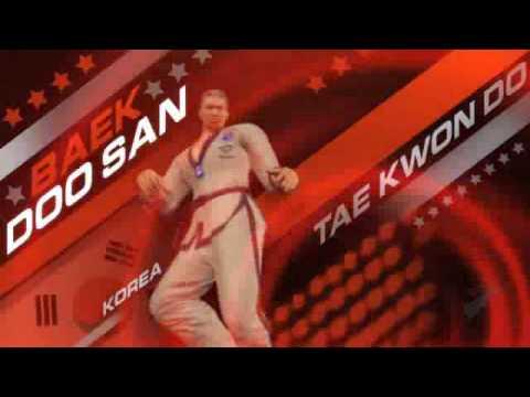 Tekken 6 - Baek Doo San Trailer