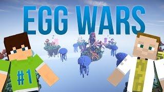 Minecraft egg wars w/ Gejmr, Kelo #1