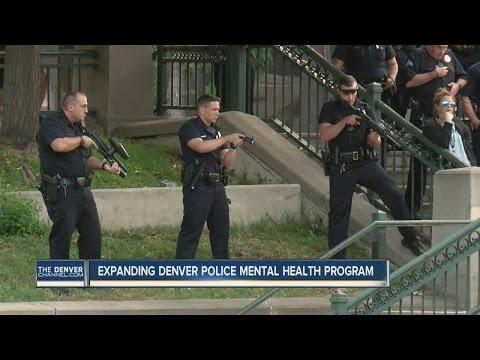 Denver to expand mental health crisis response team