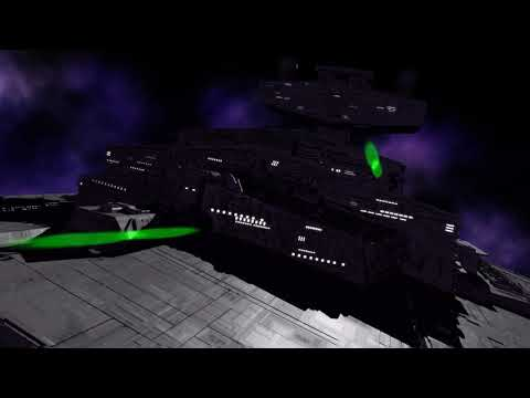 Star Destroyer One Shotted