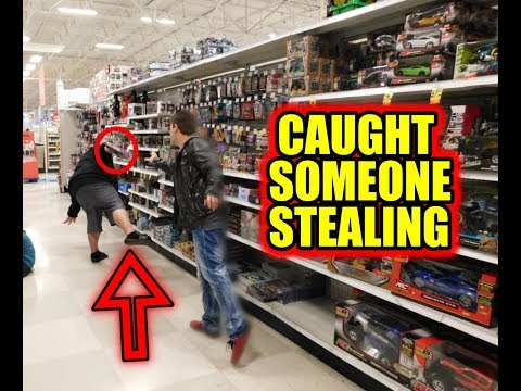 CAUGHT SOMEONE STEALING! -  Card And Pack Hunting 19 - Day 23
