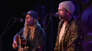 The Dirty Heads Perform Vacation In The HD Radio Sound Space