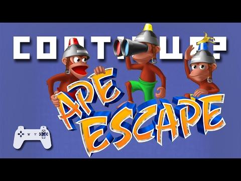 Ape Escape (PS1) - Continue?