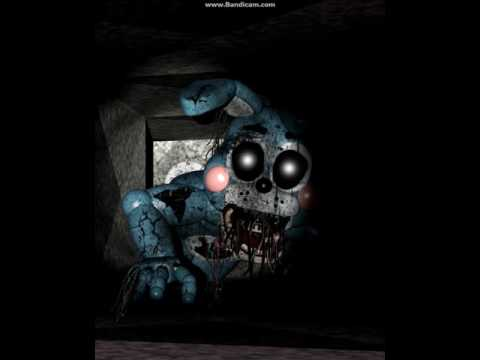 FNaF SONG II Shattered Toy Bonnie