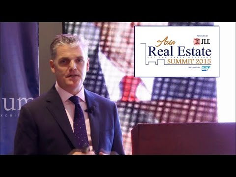 Asia Real Estate Summit 2015 - Jeremy Kelly