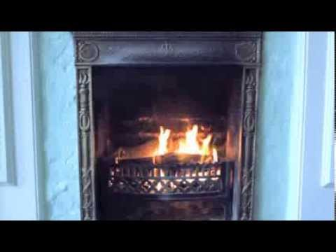 Fireplace - Thee Old Victorian