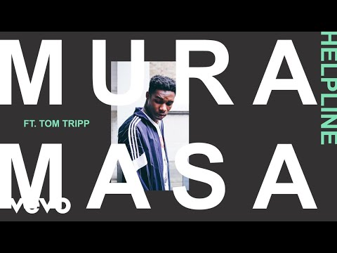 Mura Masa - Helpline (Ft. Tom Tripp)