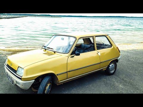 Je Vous Présente Ma Princesse R5 ! 🚗💨😍 Renault 5 TL De 1978 !