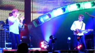 a-ha live at LG Arena Birmingham - Summer Moved On