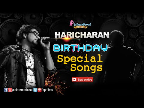 Haricharan Birthday Special Songs | Haricharan Songs Malayalam | Haricharan Latest Songs
