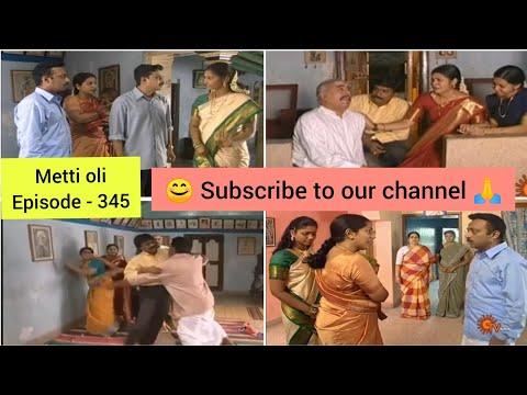 Metti Oli Today Episode 345 || Mettioli Serial || 18.05.2021 || மெட்டி ஒலி சீரியல் இன்று