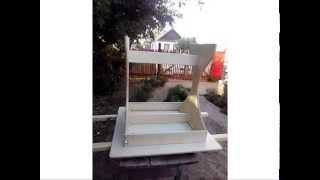 стол из фанеры своими руками в домашних условиях