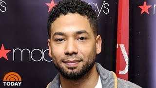 'Empire' Pulls Jussie Smollett's Character After Arrest | TODAY