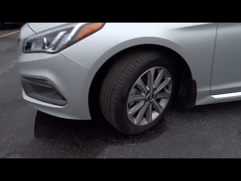 2016 Hyundai Sonata Oak Lawn, Orland Park, Chicagoland, Northwest Indiana, Joliet, IL PHT7977