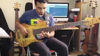 "Jaco Pastorius ""Havona"" Bass Solo by Mustapha Bouchou"