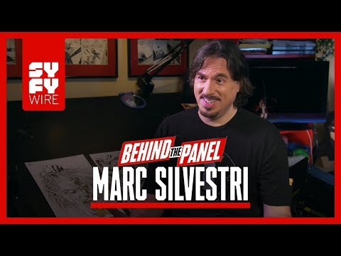 Marc Silvestri On Founding Image Comics, Cyberforce and Legacies (Behind The Panel) | SYFY WIRE