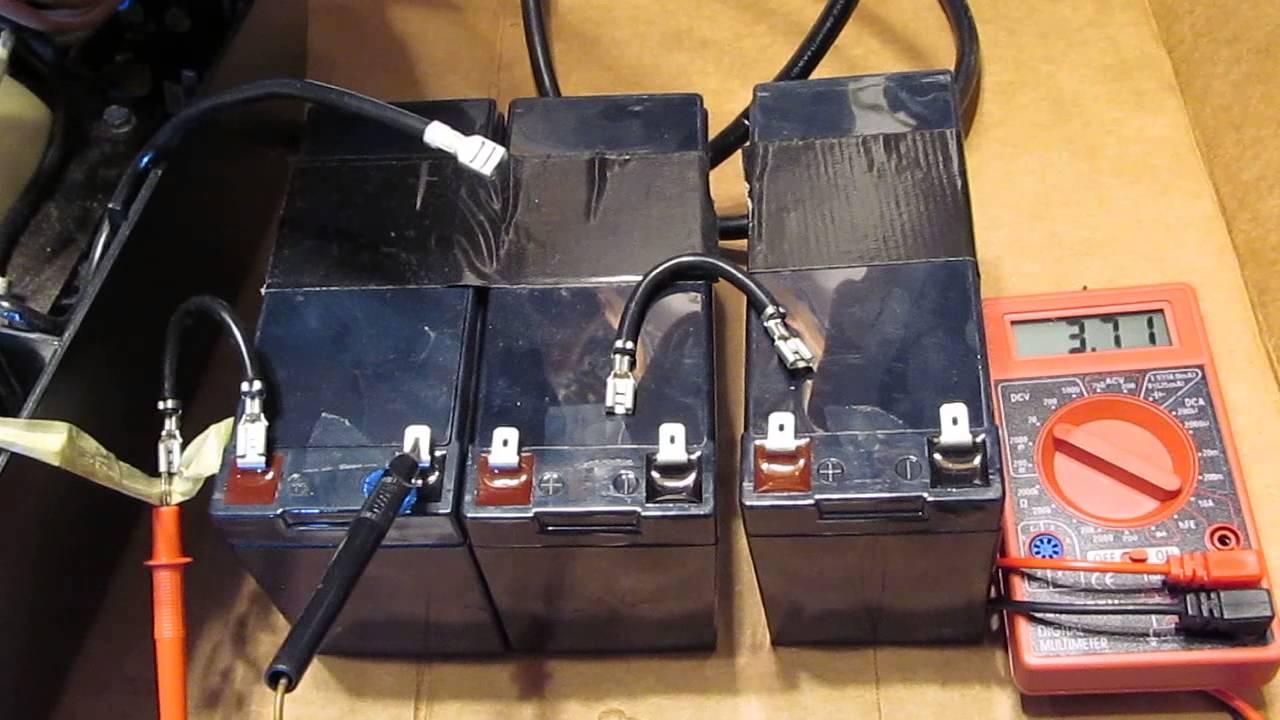 Hack Ups Tripp Lite Uninterruptible Power Supply Turns Into A 36v Basic Circuit Diagram Youtube Premium