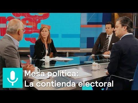 Clouthier, Castañeda, Nuño y Zavala en la mesa de Despierta - Despierta con Loret