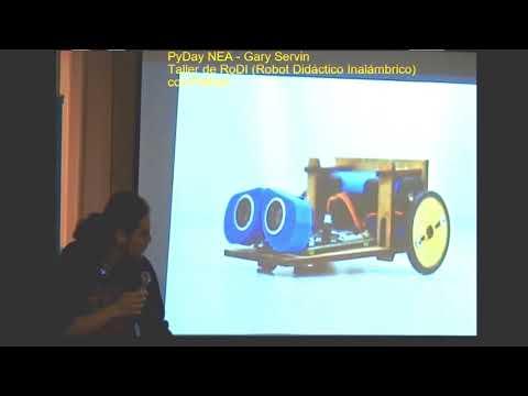 Image from Taller de RoDI (Robot Didáctico Inalámbrico) con Python