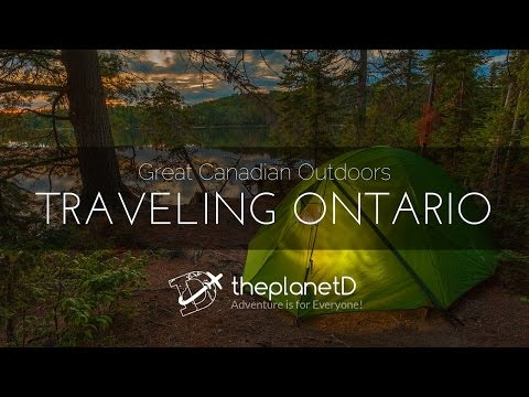 Great Canadian Outdoors - Ontario Travel