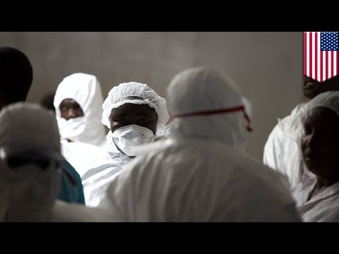 Ebola outbreak: how the virus can spread