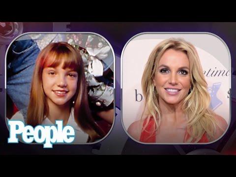 Britney Spears's Evolution of Looks | People
