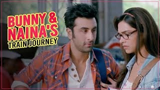 When the back bencher bunny meets topper naina again, sparks are undeniable. watch & naina's train journey. subscribe for regular updates http://goo.gl...