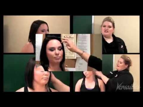 Cut & Color Competition Video Versailles Academy