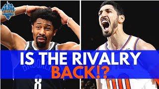 New York Knicks News 🔥: Enes Kanter and Spencer Dinwiddie TWITTER BEEF!| KnicksFanTV