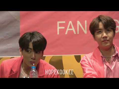 "HOPEKOOK SING ""JAMAIS VU"" (VIDEO BY @BTSSONGSONG방탄이조쿠 ON YOUTUBE 💜)  🎤"