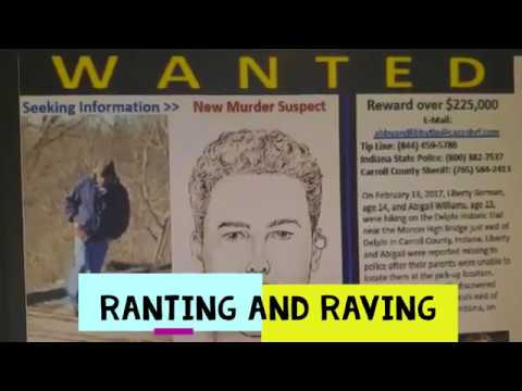 Ranting & Raving//My Direction//Missing & Murdered in Indiana