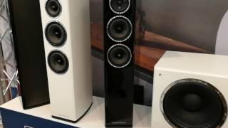 Wharfedale Diamond 11 loudspeakers