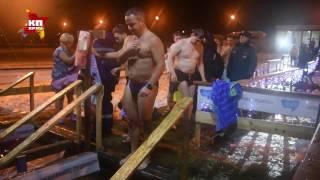 Москва празднует Крещение Господне