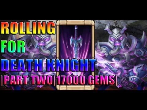 |Rolling Death Knight Castle Clash's Newest Hero|Death Knight |
