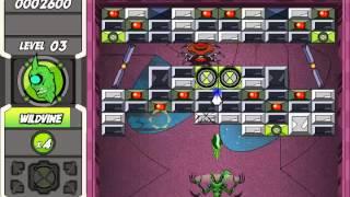 Jeux Video Ben 10 ! le meilleur d