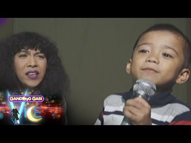 GGV: Vice Ganda and Carlo Mendoza in The Revenger Squad set