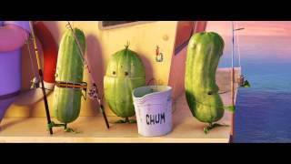 Cloudy With A Chance Of Meatballs 2 | Clip Singing With Pickles
