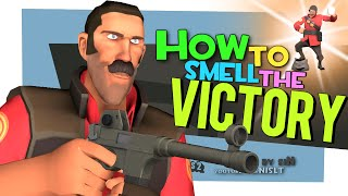 TF2: How to smell the victory [Epic WIN/FAIL]