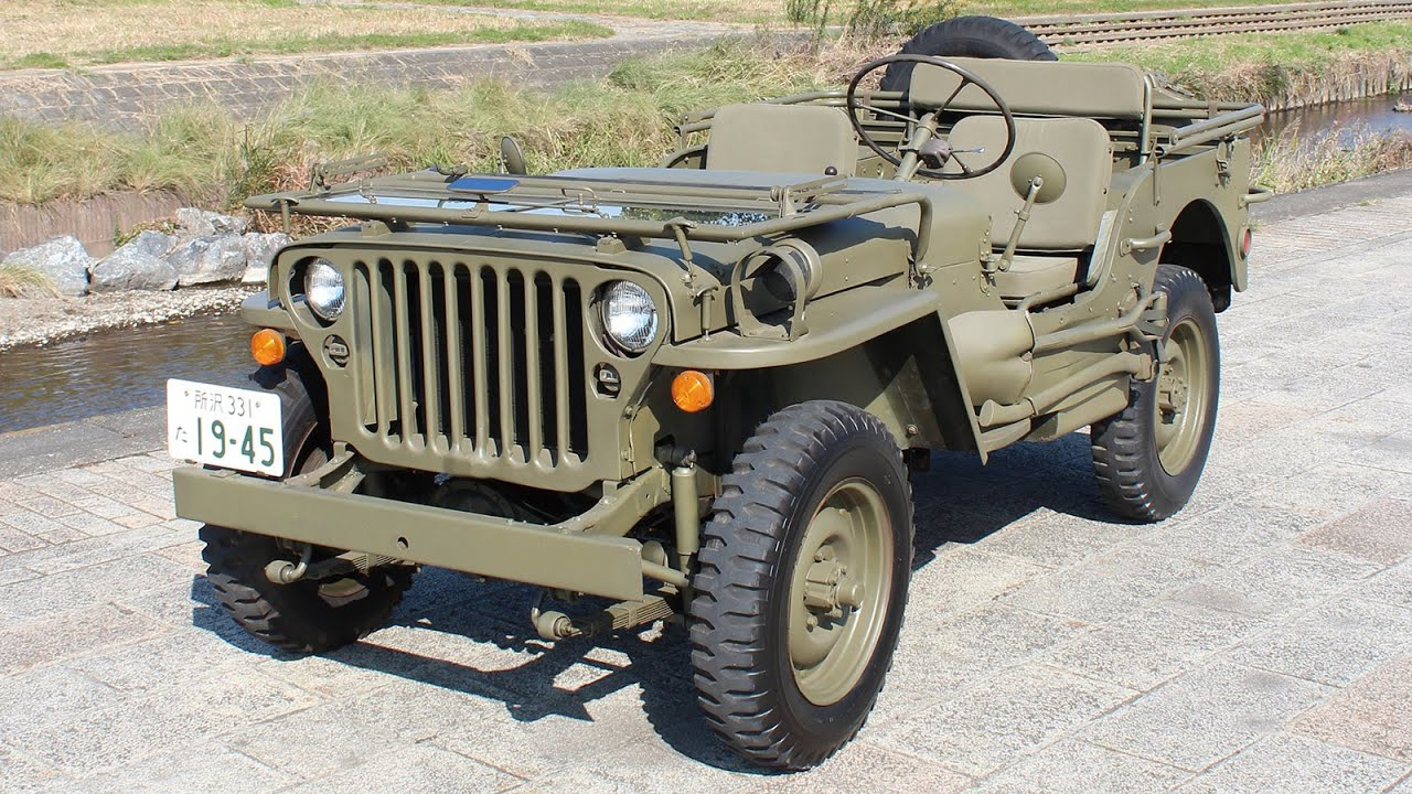 Maxresdefault on Willys Jeep M38