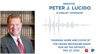 Sen. Lucido discusses  legislation to protect nursing home residents