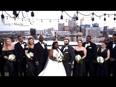 Bride & Groom share amazing vows and both cry! | Georgian Terrace - Atlanta, Ga Wedding Videographer
