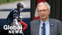 Coronavirus outbreak: New Brunswick premier to lay out plan to reopen province | FULL