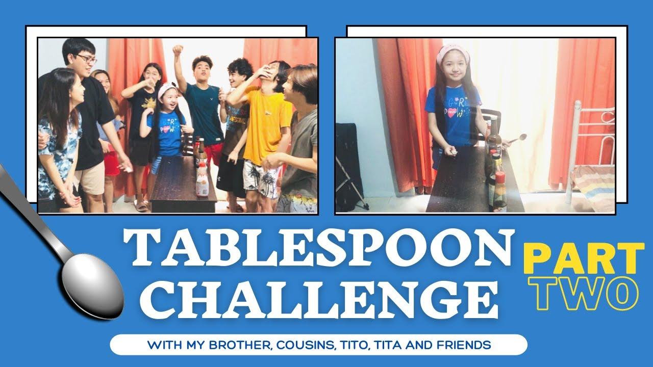 Tablespoon Challenge 2 | Elia Ilano