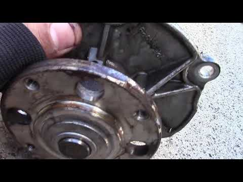 How To Replace The Water Pump on a 2010 Buick Enclave