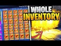 Insanely Dumb Scammer Loses Whole Inventory! (Scammer Gets Scammed) Fortnite Save The World