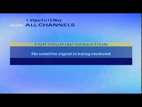 Sky Epg Aktualisierung Hängt