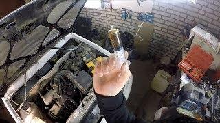 На тринашке упала компрессия, троит двигатель. Ищем причины будни тазовода #34