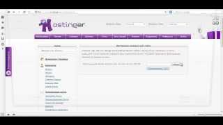 Как установить InstantCMS (соц. сеть) на Hostinger