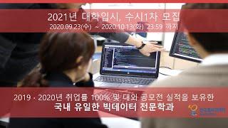 2021년 전문대(서울지역), 데이터분석과 수시1차 모…